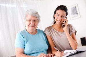 dental health for older people